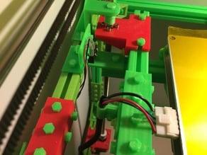 Modular Profil System 2020 Cabelhoulder with Crimp, Anet Evolution