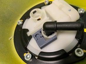 Italian Fuel QD Clip Replacement (Ducati Scrambler)