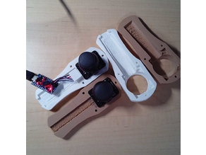 Mini Joystick Housing : With Space For Arduino Micro Pro (Leonardo)