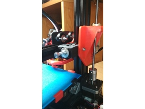 Tronxy X1 x-Axis Stabilizer - changed with accurate photo