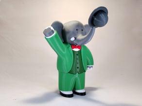 Babar the Elephant