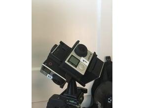 GoPro 6 camera rig V3 Remix