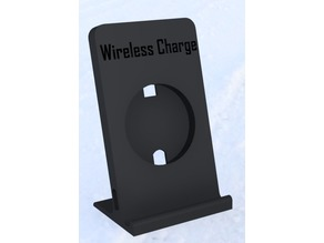Wireless Charger Smartphone Stand