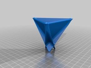 Triangular Candy Bowl