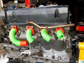 "1.625"" Exhaust Header Fabrication kit - Plastic Snap kit"