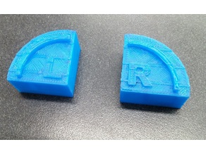 Dremel 3D20 Corner Supports