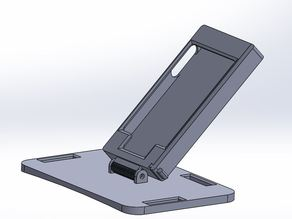 Iphone 4 chest mount