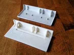 Constructa CK64-302 Refrigiator Door Grip