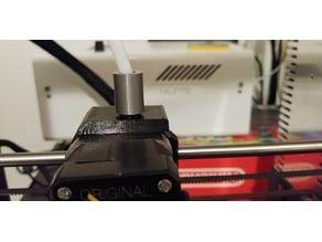 MK3S Filament Sensor Cover for Mosaic Palette/Palette+ Extruder Clip