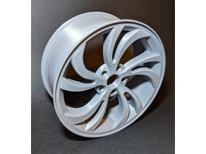 Tesla Model S Based Rim - Made to ETRTO Standards