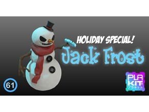 Holiday Special 2! Jack Frost!