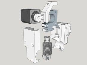 3mm Direct Extruder Prusa i3