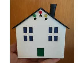 Casa navideña/Christmas House