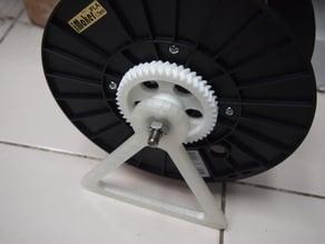 filament spool wheel