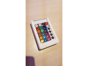 RGB LED Strip Remote Holder Small