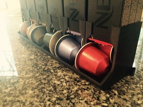 Nespresso® capsules holder