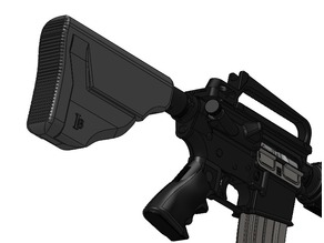Airsoft stock for M4/AR15 - 1