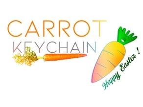 Carrot Keychain !
