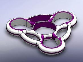 Fidget Spinner - Hybrid