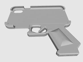 Iphone XR Smart Gun Case