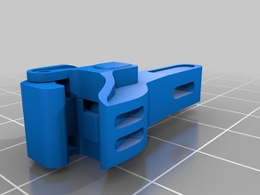 Functional 1:32 Knuckle Coupler
