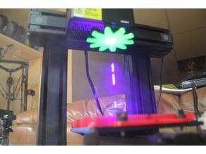 MOOZ laser FLower