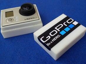 Box de rangement Gopro 3