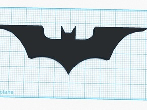 The Bat Symbol #TheDarkKnight