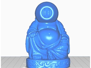 Kenny McCormick Buddha (South Park - TV / Movie Collection)