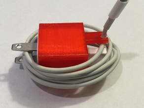iPhone Charger Travel Cover