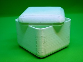 Small Box with Snap Fit Lid