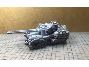 Fallout 4 Battletank for Wasteland Warfare