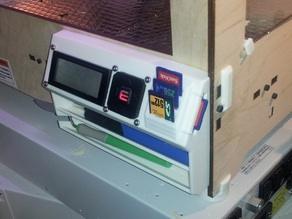 Replicator Front Panel