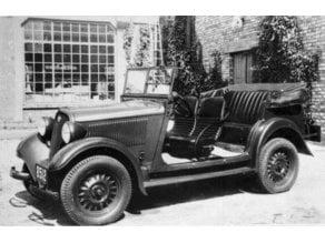 Polski Fiat 508 and 518 military family