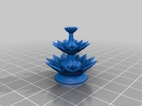 crystal fountain