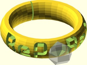 Text Ring