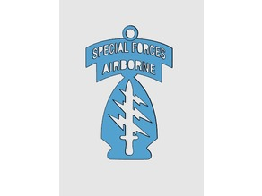 Special Forces Ornament