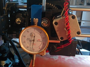 Modified Dial Indicator Mount for TAZ 5