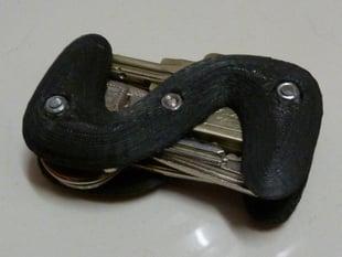 S Keychain