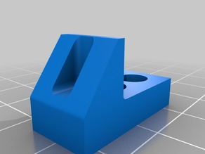 Drawer support block
