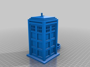 Tardis-Piggy-Bank