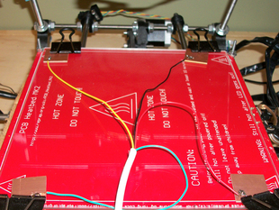 3D Printer audible bed leveling tool