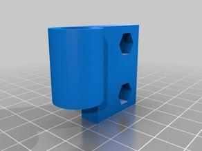 Hinge / Scharnier for 8mm thick doors