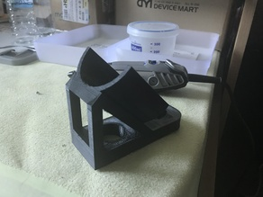 Simplified dremel stand