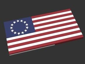 Betsy Ross US Flag