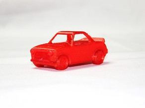 Sport Coupe Car Toy - LeFab Shop Remix