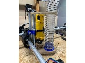 MPCNC vacuum attachment