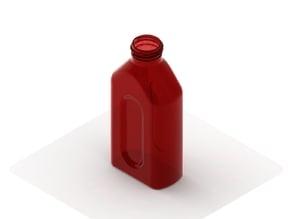 Simple Threaded bottle