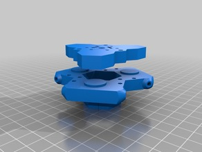 Dr Boo's Parameterised FSR Groove Effector for Delta Printers V3