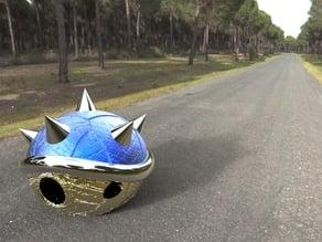 Spiked Koopa Shell